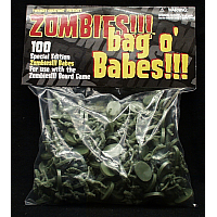 Zombies!!! Bag o' Babes Zombies