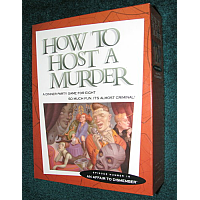 How to Host a Murder Episode 16: An Affair to Dismember