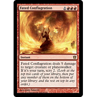 Fated Conflagration