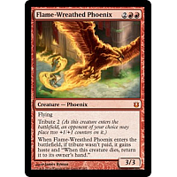 Flame-Wreathed Phoenix