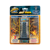 Monsterpocalypse serie 1: Map Pack