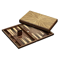 Backgammon - Mykonos, Large (1127)