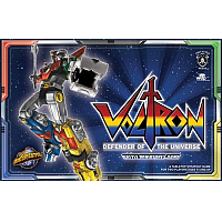 Voltron Defender of the Universe Battle Miniature Game
