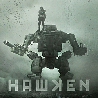 Hawken - Real Time Card Game (Sharpshooter vs Bruiser)
