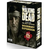 The Walking Dead Board Game: The Best Defense - Woodbury Expansion