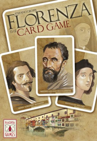 Florenza - The Card Game_boxshot