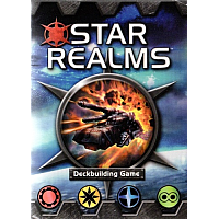 Star Realms Deckbuilding Game (Base Set)