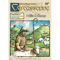 Carcassonne: Hills & Sheep