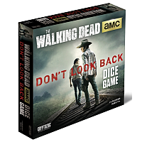 The Walking Dead – Don't Look Back Dice Game