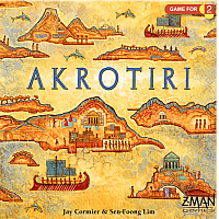 Akrotiri (New Edition 2018)