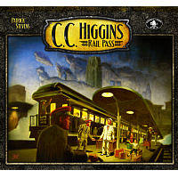 C.C. Higgins Rail Pass