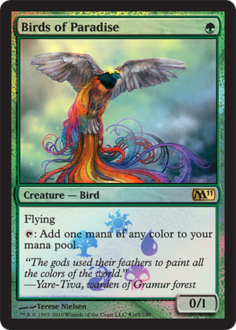 Birds of Paradise (M11 Buy a box promo)_boxshot