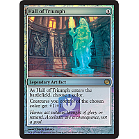 Hall of Triumph (JOU Game Day)