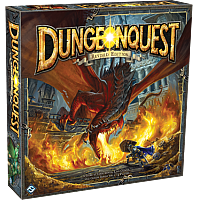 DungeonQuest (Revised Edition 2014) [Dungeon Quest]
