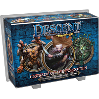 Descent: Journeys in the Dark (Second Edition) - Crusade Of The Forgotten (Hero and Monster Collection)