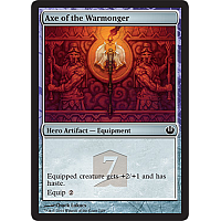 Axe of the Warmonger