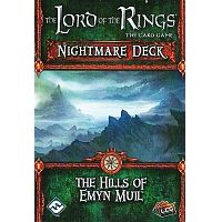 Lord of the Rings: The Card Game: The Hills of Emyn Muil - Nightmare Deck