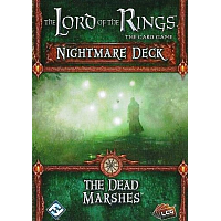 Lord of the Rings: The Card Game: The Dead Marshes - Nightmare Deck