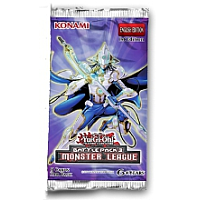 Battle Pack 3: Monster League booster