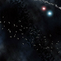 Game Mat: Asteroid Belt