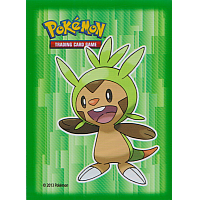 XY Standard Deck Protector - Chespin