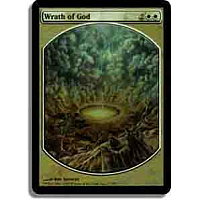 Wrath of God (Player Rewards Promo, Full Art)