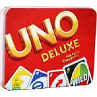 UNO Deluxe Edition (Tin)