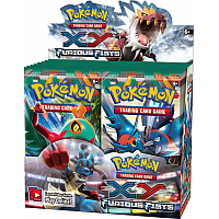 XY—Furious Fists booster box