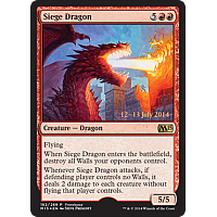 Siege Dragon (M15 prerelease)