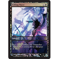 Killing Wave (AVR Game Day Top 8 promo )
