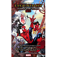 Legendary: A Marvel Deck Building Game: Paint The Town Red (Spiderman Expansion)