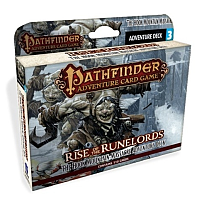 Pathfinder ACG: Rise of the Runelords Adventure Deck 3 - The Hook Mountain Massacre