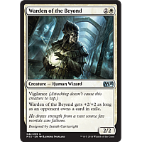 Warden of the Beyond