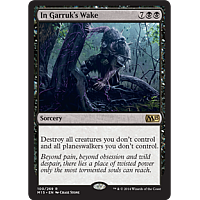 In Garruk's Wake