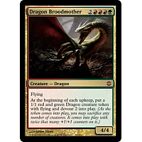 Dragon Broodmother ( Foil )