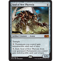 Soul of New Phyrexia ( Foil )