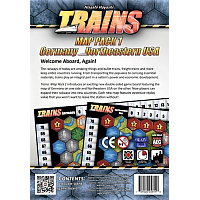 Trains: Map Pack 1 (Germany/Norteastern USA)