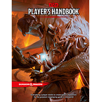 Dungeons & Dragons: Player's Handbook 5th edition