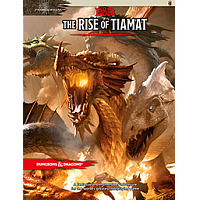 Dungeons & Dragons – D&D The Rise of Tiamat (äventyr)