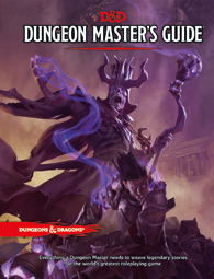 Dungeons & Dragons – D&D Dungeon Master's Guide_boxshot
