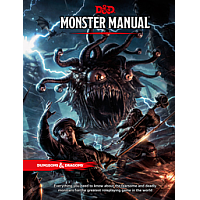 Dungeons & Dragons – D&D Monster Manual