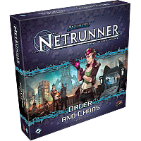 Android: Netrunner - Deluxe Expansion 3 - Order And Chaos [Order & Chaos]