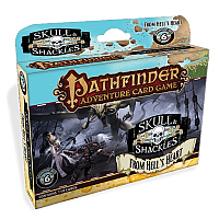 Pathfinder ACG: Skull & Shackles Adventure Deck 6 - From Hell's Heart