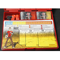 Zombicide Storage Box (Red)