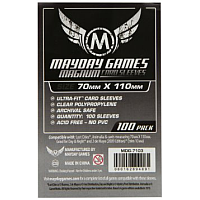 Mayday Games Card Sleeves - Magnum Ultra-Fit