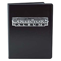 Collectors Album, 9-Pocket Black