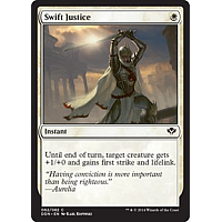 Swift Justice