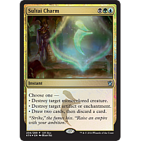 Sultai Charm (Holiday Gift Box 2014 promo)