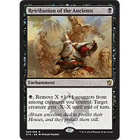 Retribution of the Ancients ( Foil )