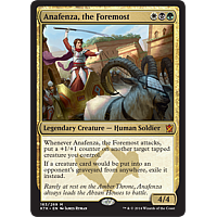 Anafenza, the Foremost (Prerelease)